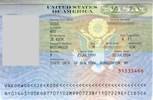Resultado de imagen para visas falsificadas